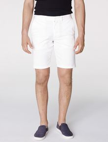 ARMANI EXCHANGE Piece-Dyed Chino Short Chino Short U f