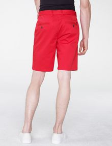 ARMANI EXCHANGE Piece-Dyed Chino Short Chino Short [*** pickupInStoreShippingNotGuaranteed_info ***] r