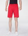 ARMANI EXCHANGE Piece-Dyed Chino Short Chino Short [*** pickupInStoreShippingNotGuaranteed_info ***] f