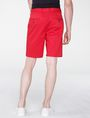 ARMANI EXCHANGE Piece-Dyed Chino Short Chino Short Man r