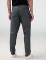 ARMANI EXCHANGE Mini Check Slim Tapered Trouser Classic pants U r