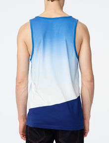 ARMANI EXCHANGE Rising Tide Tank Graphic Tee U r