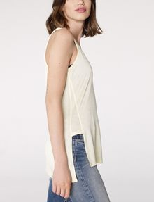 ARMANI EXCHANGE Side-Split Tank Tank top D d
