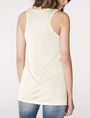 ARMANI EXCHANGE Side-Split Tank Tank top D r