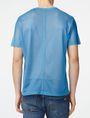 ARMANI EXCHANGE Mesh-Back V-Neck Short Sleeve Tee Man r