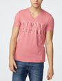 ARMANI EXCHANGE Trifecta Logo Tee Graphic T-shirt Man f