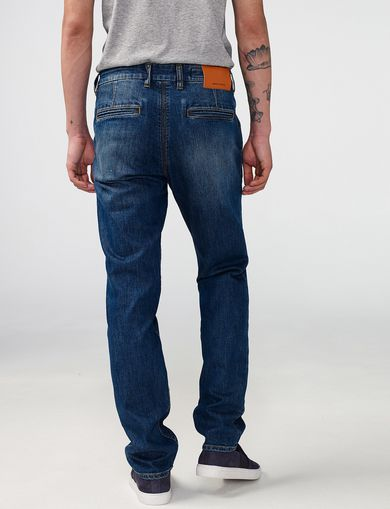 ARMANI EXCHANGE Chino-Fit Jean Man retro