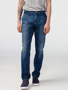ARMANI EXCHANGE Chino-Fit Jean Straight Fit Denim U f