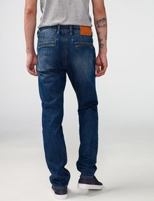 ARMANI EXCHANGE Chino-Fit Jean STRAIGHT JEANS U r