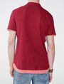 ARMANI EXCHANGE Two-Layer Shirttail Polo SHORT SLEEVES POLO Man r