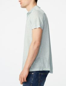 ARMANI EXCHANGE Seam Detail Polo Short-sleeved polo U d