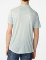 ARMANI EXCHANGE Seam Detail Polo Short-sleeved polo U r