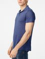ARMANI EXCHANGE Seam Detail Polo SHORT SLEEVES POLO Man d