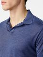 ARMANI EXCHANGE Seam Detail Polo SHORT SLEEVES POLO Man e