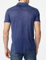 ARMANI EXCHANGE Seam Detail Polo SHORT SLEEVES POLO Man r