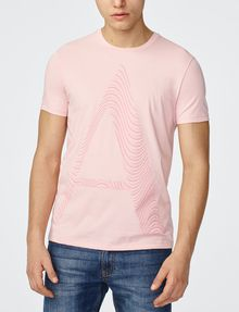 ARMANI EXCHANGE Fingerprint A|X Tee Graphic Tee U f