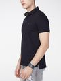 ARMANI EXCHANGE Contrast Placket Pique Polo Short-sleeved polo U d
