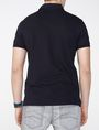 ARMANI EXCHANGE Contrast Placket Pique Polo Short-sleeved polo U r
