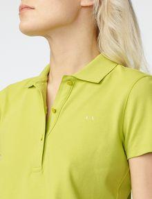 ARMANI EXCHANGE Pique Logo Polo Short-sleeved polo D e
