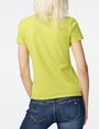 ARMANI EXCHANGE Pique Logo Polo SHORT SLEEVES POLO Woman r