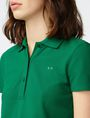 ARMANI EXCHANGE Pique Logo Polo SHORT SLEEVES POLO D e