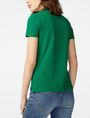 ARMANI EXCHANGE Pique Logo Polo SHORT SLEEVES POLO D r