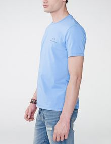 ARMANI EXCHANGE Signature A|X Crew Short Sleeve Tee U d