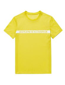ARMANI EXCHANGE Branded Tee Graphic T-shirt Man d