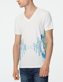 ARMANI EXCHANGE From All Sides Tee Graphic Tee U f