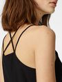 ARMANI EXCHANGE Crisscross Strap Cami Cami Woman e