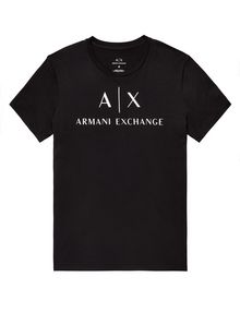ARMANI EXCHANGE Classic Logo Crewneck Tee Graphic Tee U d