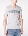 ARMANI EXCHANGE Back To Basics Logo Tee Graphic Tee U f