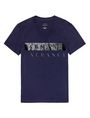 ARMANI EXCHANGE Back To Basics Logo Tee Graphic Tee U d
