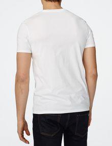 ARMANI EXCHANGE Leveled Edge Tee Graphic T-shirt U r