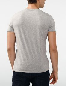 ARMANI EXCHANGE Classic Logo Crewneck Tee Graphic T-shirt Man r