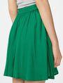 ARMANI EXCHANGE Swingy Flared Miniskirt Skirt D e