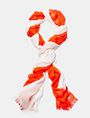 ARMANI EXCHANGE Bicolor Tassel Scarf Scarf Woman r