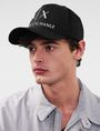 ARMANI EXCHANGE Embroidered Logo Cap Hat U d