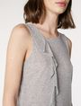ARMANI EXCHANGE Drape-Front Shell Shell Woman e