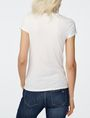 ARMANI EXCHANGE Serenity & Simplicity Tee Graphic T-shirt Woman r