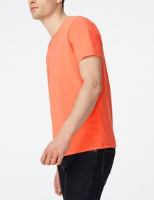 ARMANI EXCHANGE Signature A|X V-Neck Basic Tee U d
