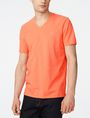 ARMANI EXCHANGE Signature A|X V-Neck Basic Tee [*** pickupInStoreShippingNotGuaranteed_info ***] f