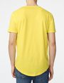 ARMANI EXCHANGE Seamed Arm V-Neck Basic Tee U r
