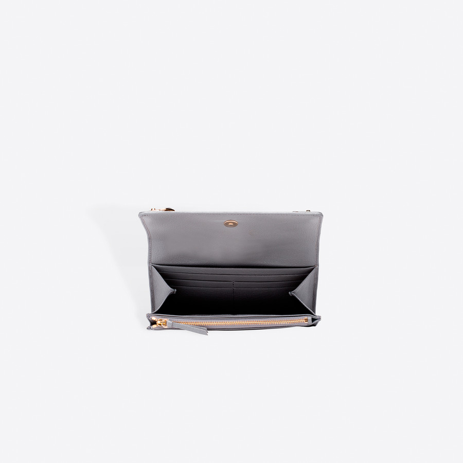 BALENCIAGA Classic Metallic Edge Money Metallic Edge Accessory D e