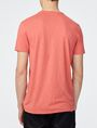 ARMANI EXCHANGE Strikethrough Logo Tee Graphic T-shirt Man r