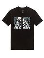ARMANI EXCHANGE Shattered A|X Tee Graphic Tee U d