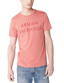 ARMANI EXCHANGE Beachy Basic Logo Tee Graphic Tee U f