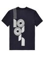 ARMANI EXCHANGE Spiral 91 Tee Graphic Tee U e
