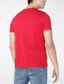 ARMANI EXCHANGE Pima Crewneck Tee Basic Tee Man r