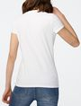 ARMANI EXCHANGE Crystal Logo Tee Short Sleeve Tee Woman r